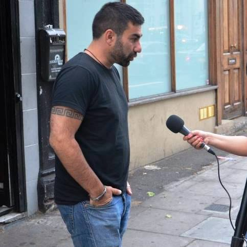 4INterviewed in London about Greek crisis
